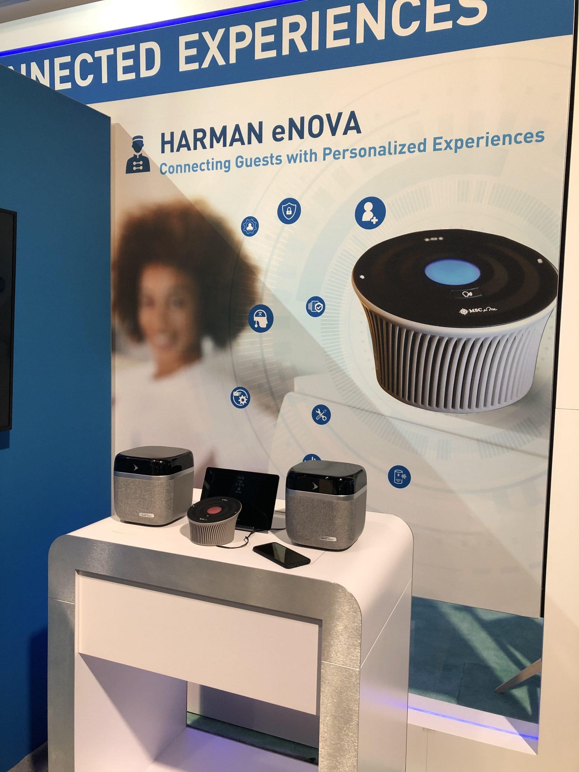 Harman eNova guest Voice Assistant
