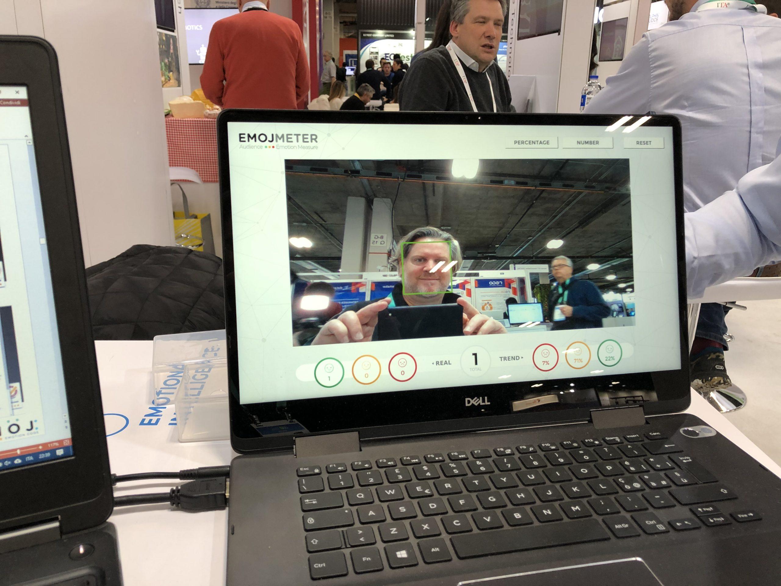Emojmeter from Emoj software