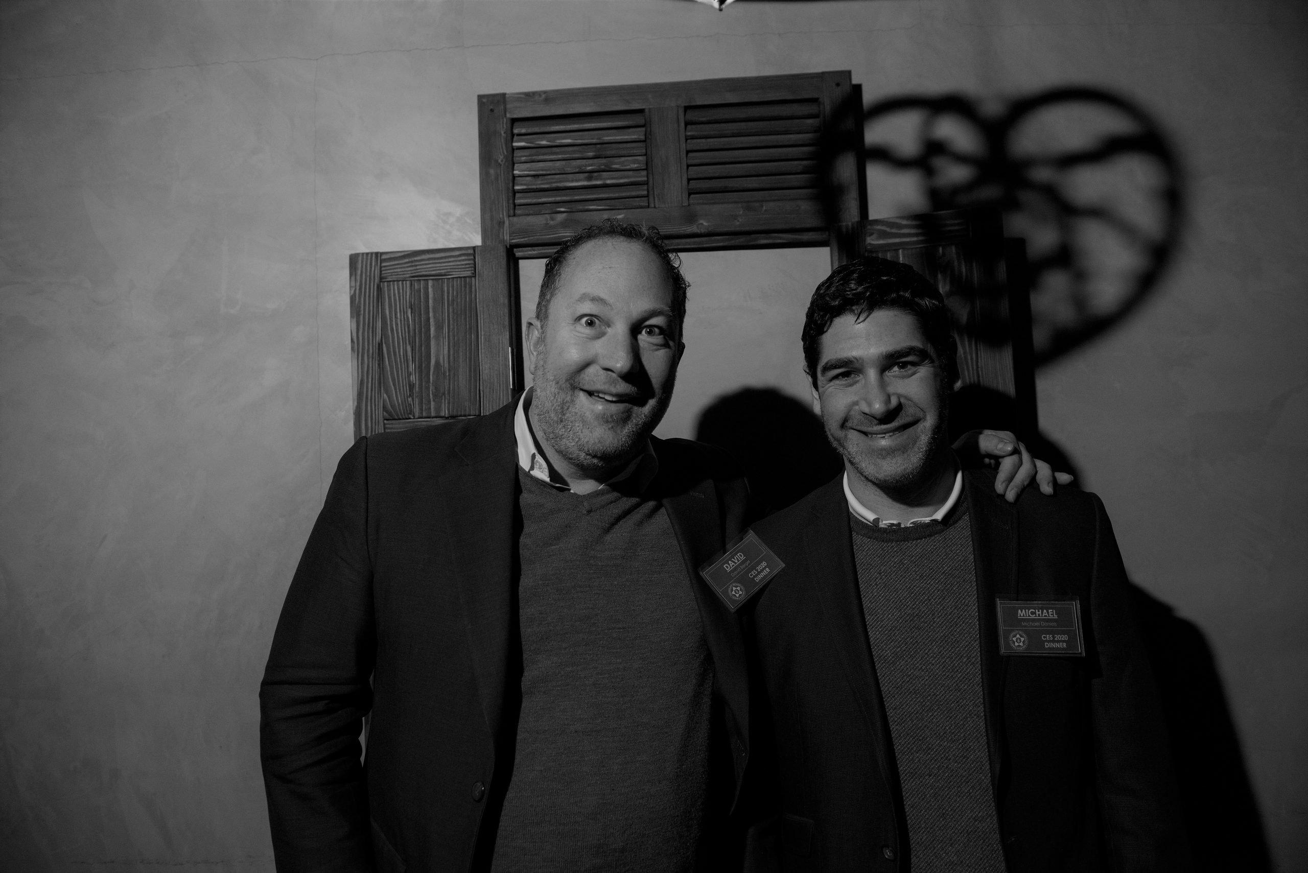 David Berger & Michael Daniels from Volara at Hospitality Technology Hacks & Pundits