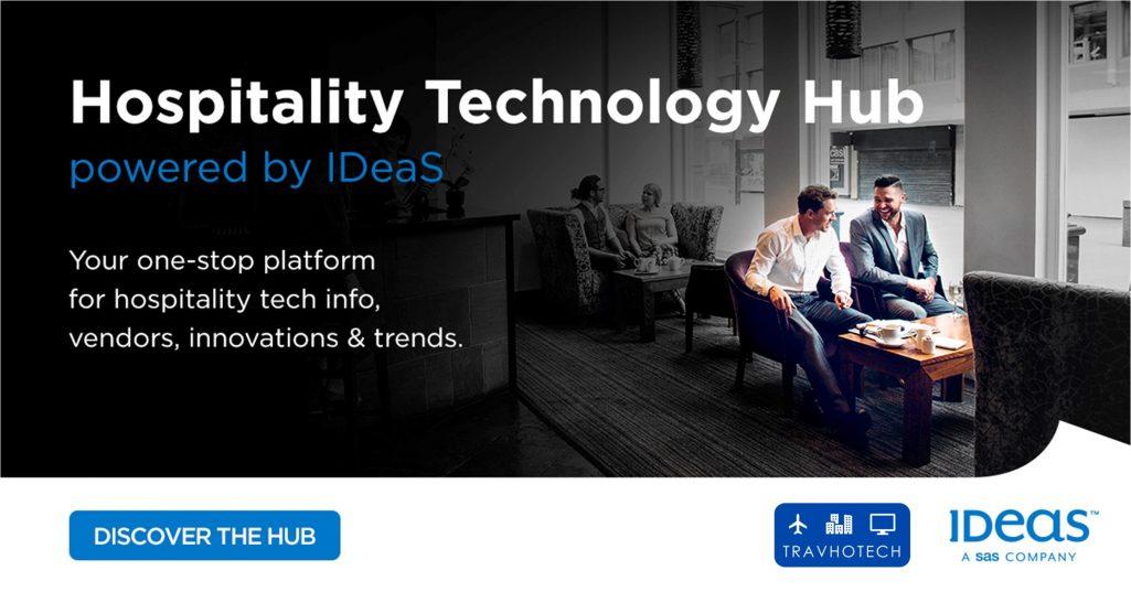 TRAVHOTECH ITB 2021 Hospitality Technology Hub