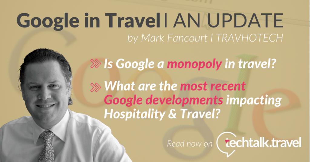 TRAVHOTECH Google Travel